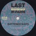 Last Bongo In Paris(Cleon & Jazzy Pidjay) / Battened Ships