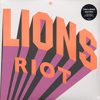 Lions / Soul Riot
