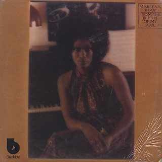 Marlena Shaw / From The Depths Of My Soul