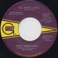 Mary Jane Girls / All Night Long(45)