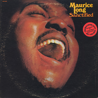 Maurice Long / Sanctified front