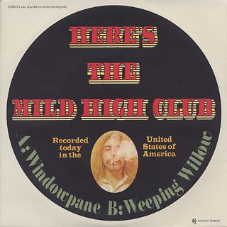 Mild High Club / Windowpane