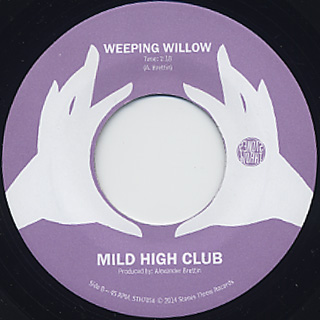 Mild High Club / Windowpane label