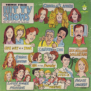Pop Singers And Orchestra / Themes From Hit TV Show vol.2