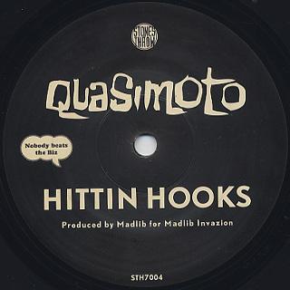 Quasimoto / Hittin Hooks c/w Microphone Mathematics Remix