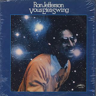 Ron Jefferson / Vous Ete's Swing