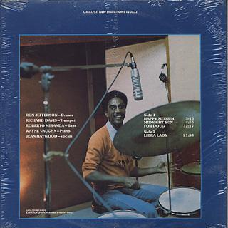 Ron Jefferson / Vous Ete's Swing back