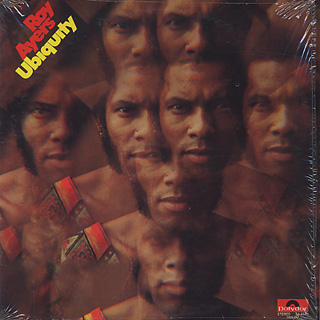 Roy Ayers / Roy Ayers: Ubiquity front