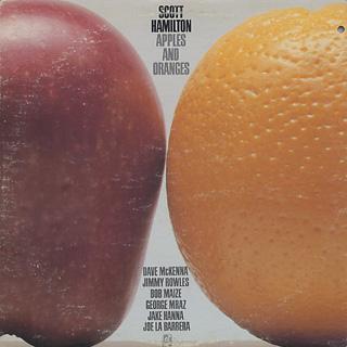 Scott Hamilton / Apples And Oranges
