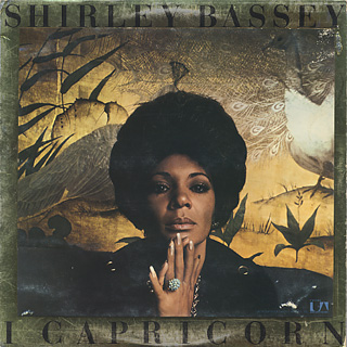 Shirley Bassey / I, Capricorn front