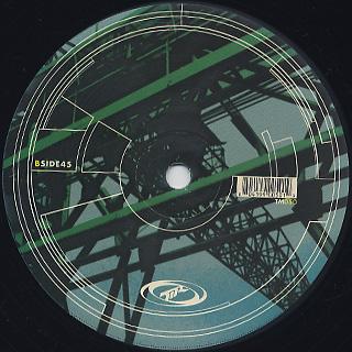 Alton Miller / Nu Forms EP back