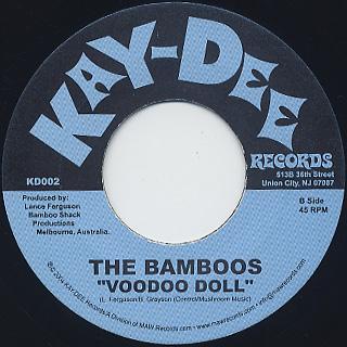 Bamboos / Tighten Up back