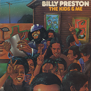 Billy Preston / The Kids And Me