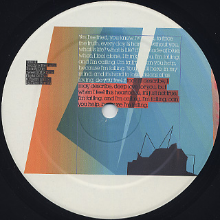 Charles Webster / Remixed On The 24th Of July label