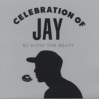 DJ Mitsu The Beats / Celebration Of Jay (LP)