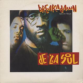 De La Soul / Breakadawn