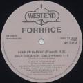 Forrrce / Keep On Dancin'