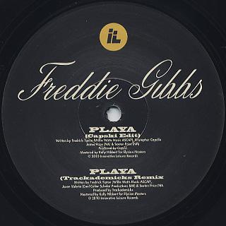 Freddie Gibbs / Playa label