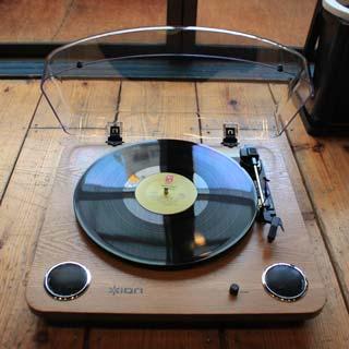 ION Audio / Max LP label