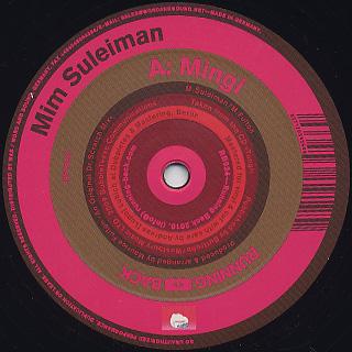 Mim Suleiman / Mingi