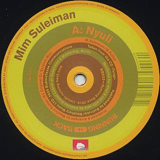 Mim Suleiman / Nyuli