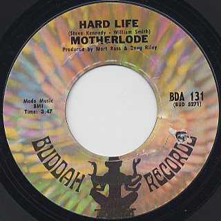 Motherlode / When I Die (45) back
