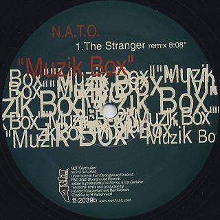 N.A.T.O. / Muzik Box back