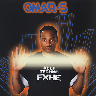 Omar S / I Wanna Know front