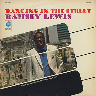 Ramsey Lewis / Dancing In The Street
