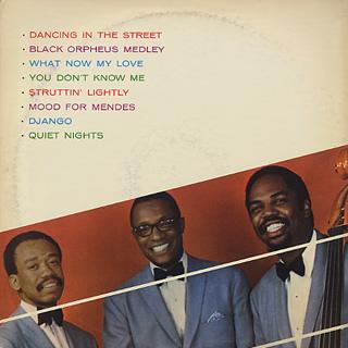 Ramsey Lewis / Dancing In The Street back