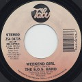 S.O.S. Band / Weekend Girl c/w Feeling