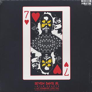 Seven Davis Jr. / Wild Hearts back