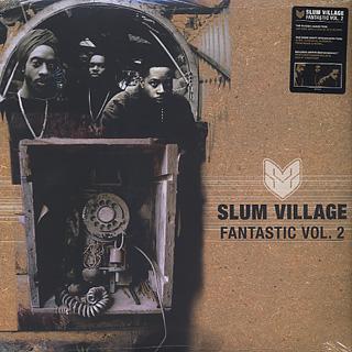 Slum Village / Fantastic Vol.2 (2LP+7)