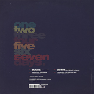 Tek9 / Seven Days back