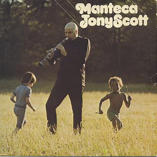 Tony Scott / Manteca