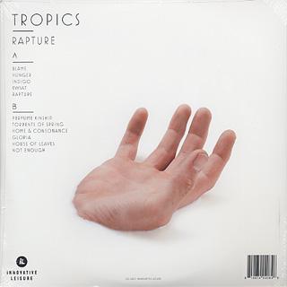 Tropics / Rapture back