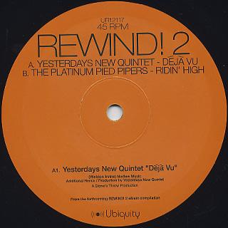 V.A. / Rewind! 2 back
