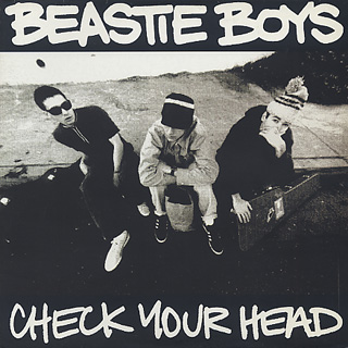 Beastie Boys / Check Your Head front