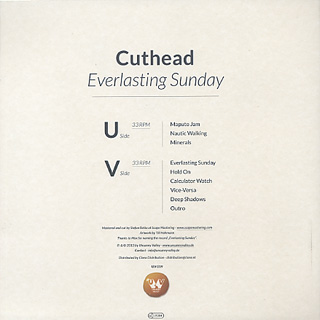 Cuthead / Everlasting Sunday back