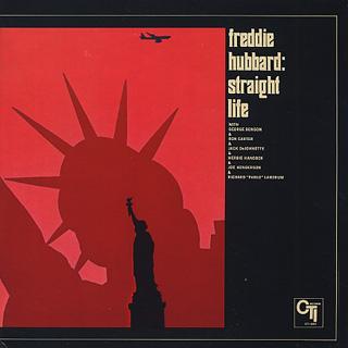 Freddie Hubbard / Straight Life