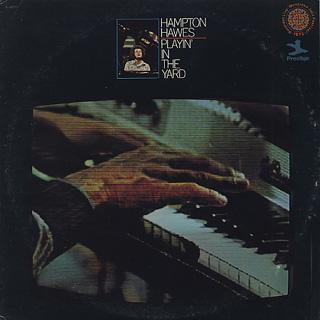 Hampton Hawes / Playin' In The Yard