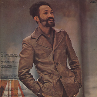 Hank Crawford / Hills Of Love back