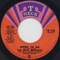 Isley Brothers / Work To Do c/w Beautiful