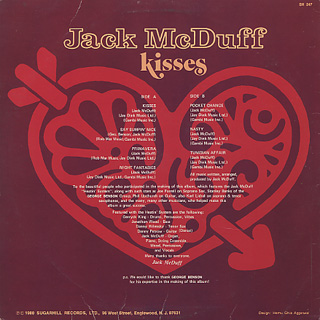 Jack McDuff Kisses