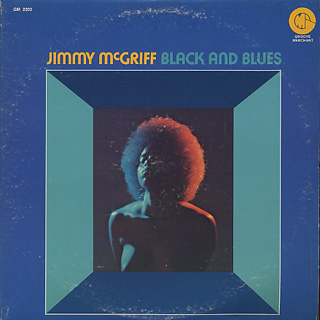 Jimmy McGriff / Black And Blues