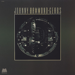 Johnny Hammond / Gears (Re) front