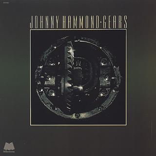 Johnny Hammond / Gears (Re)