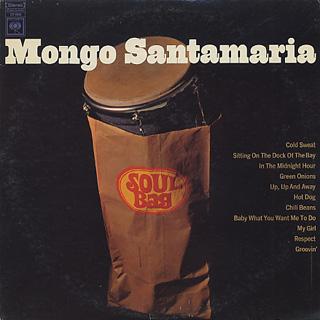 Mongo Santamaria / Soul Bag
