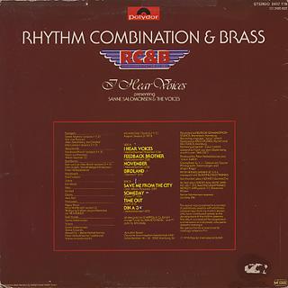 Peter Herbolzheimer Rhythm Combination & Brass / I Hear Voices back