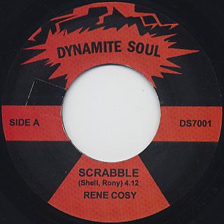 Rene Cosy / Scrabble